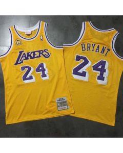 Kobe Bryant #24 Los Angeles Lakers 2007 Anniversary Hardwood ...