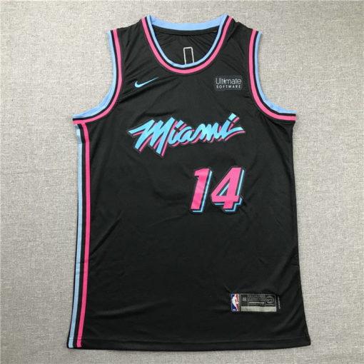 Tyler Herro Miami Heat 202021 Swingman Jersey - Black