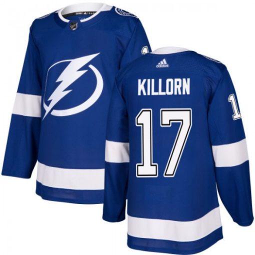 Alex Killorn Tampa Bay Lightning Men's Blue Jersey