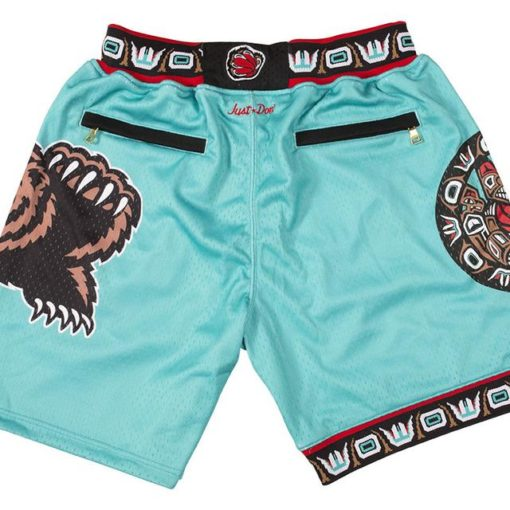 Vancouver Grizzles Shorts (Teal)