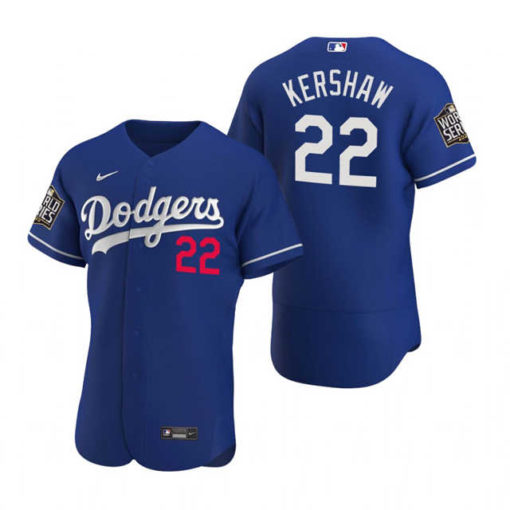 dodgers-clayton-kershaw-royal-2020-world-series-authentic-jersey