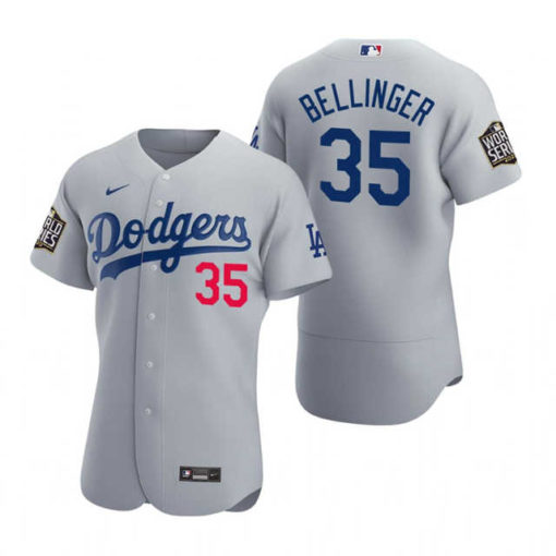 dodgers-cody-bellinger-gray-2020-world-series-authentic-jersey