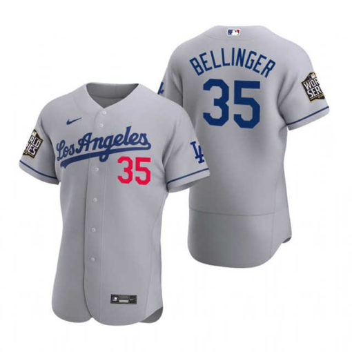 dodgers-cody-bellinger-gray-2020-world-series-authentic-road-jersey