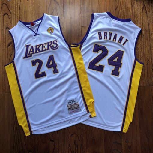 Jersey Los Angeles Lakers 2009-10 Kobe Bryant