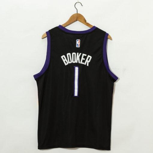 Devin Booker Phoenix Suns 2021 City Edition Swingman Jersey back